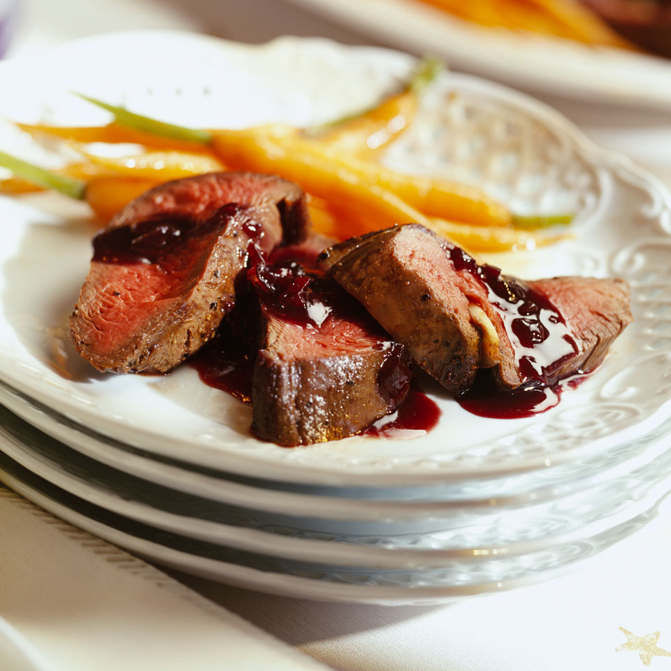 Venison with Blackberry Sauce Allrecipes Trusted Brands