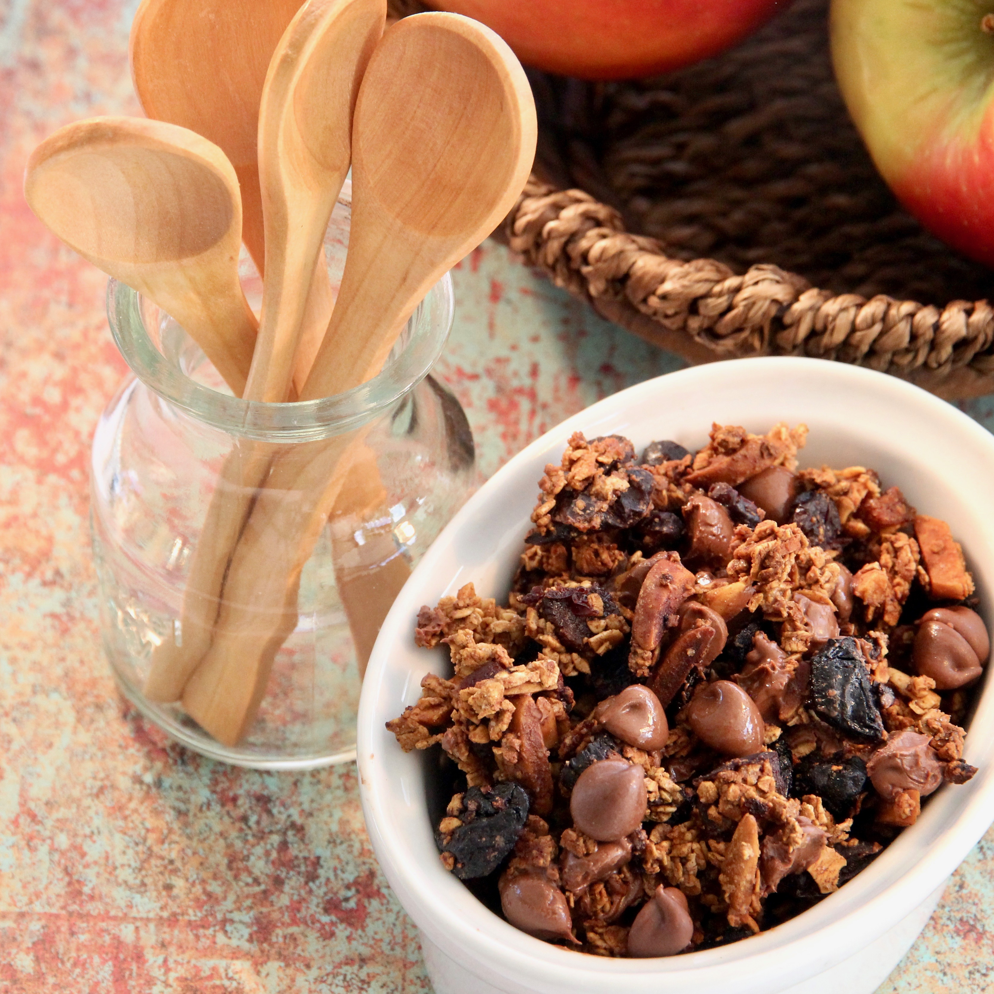 Fruit and Nut Granola (Chrissie's Granola)