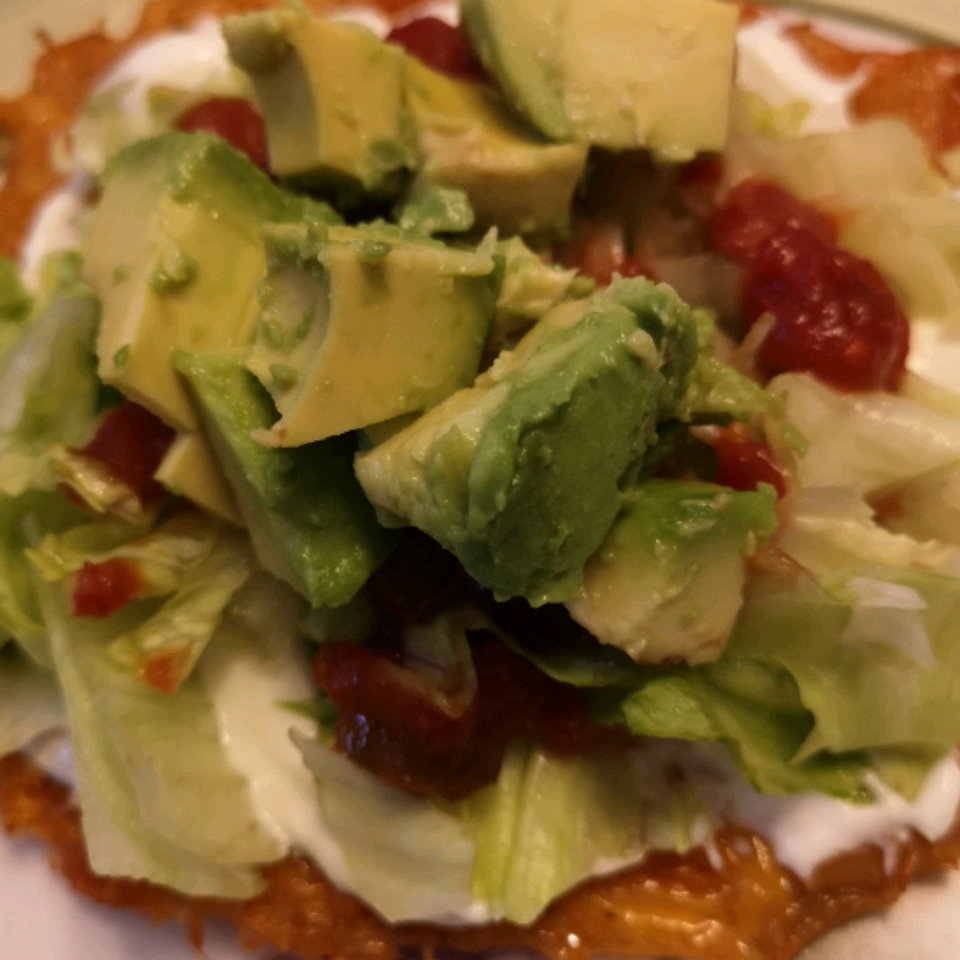 Keto Chicken Taco Shells Laura Jane B