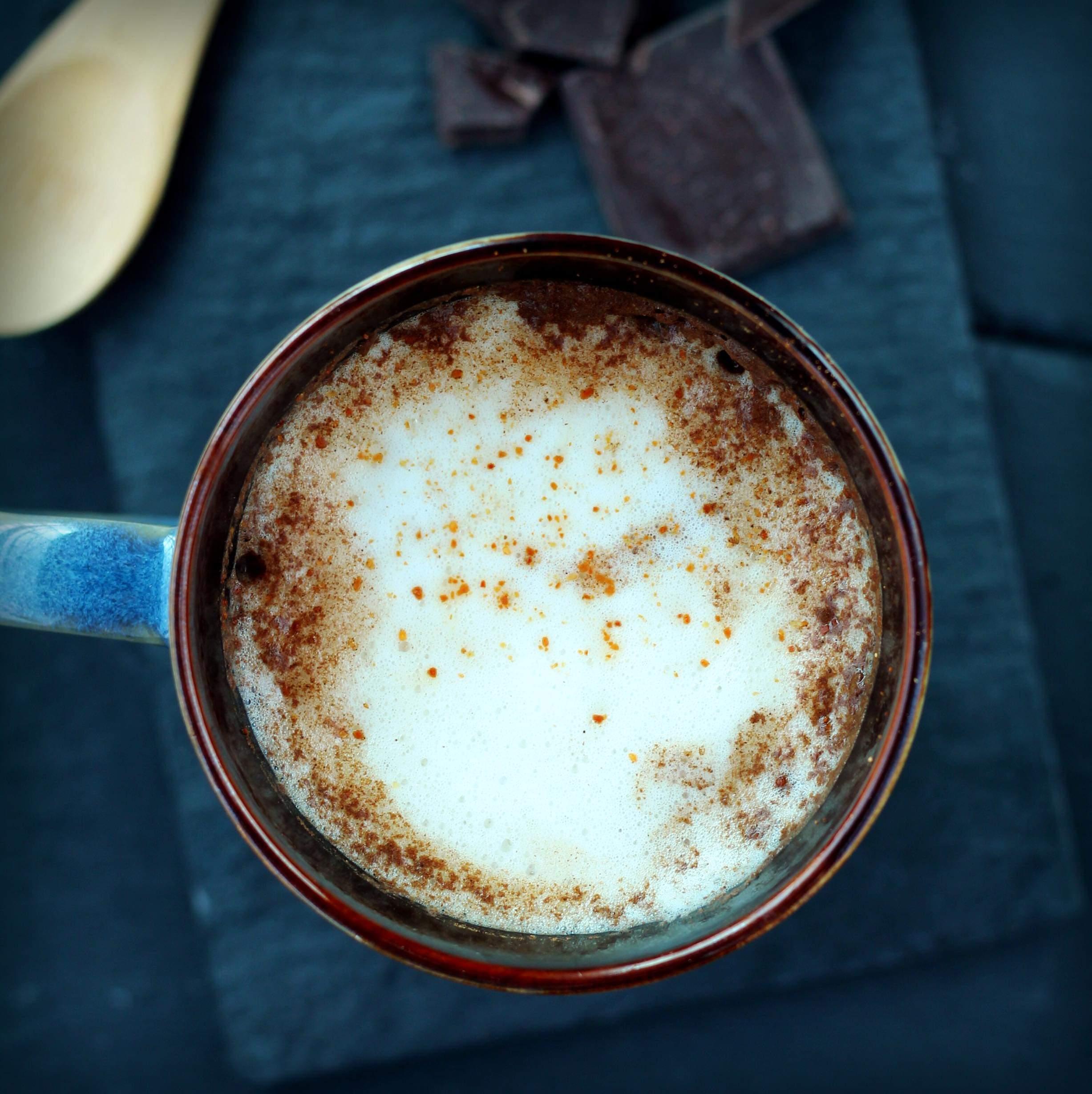 Mole Coffee Buckwheat Queen