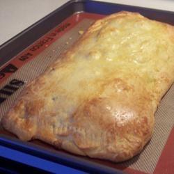 Breakfast Sausage Roll pomplemousse