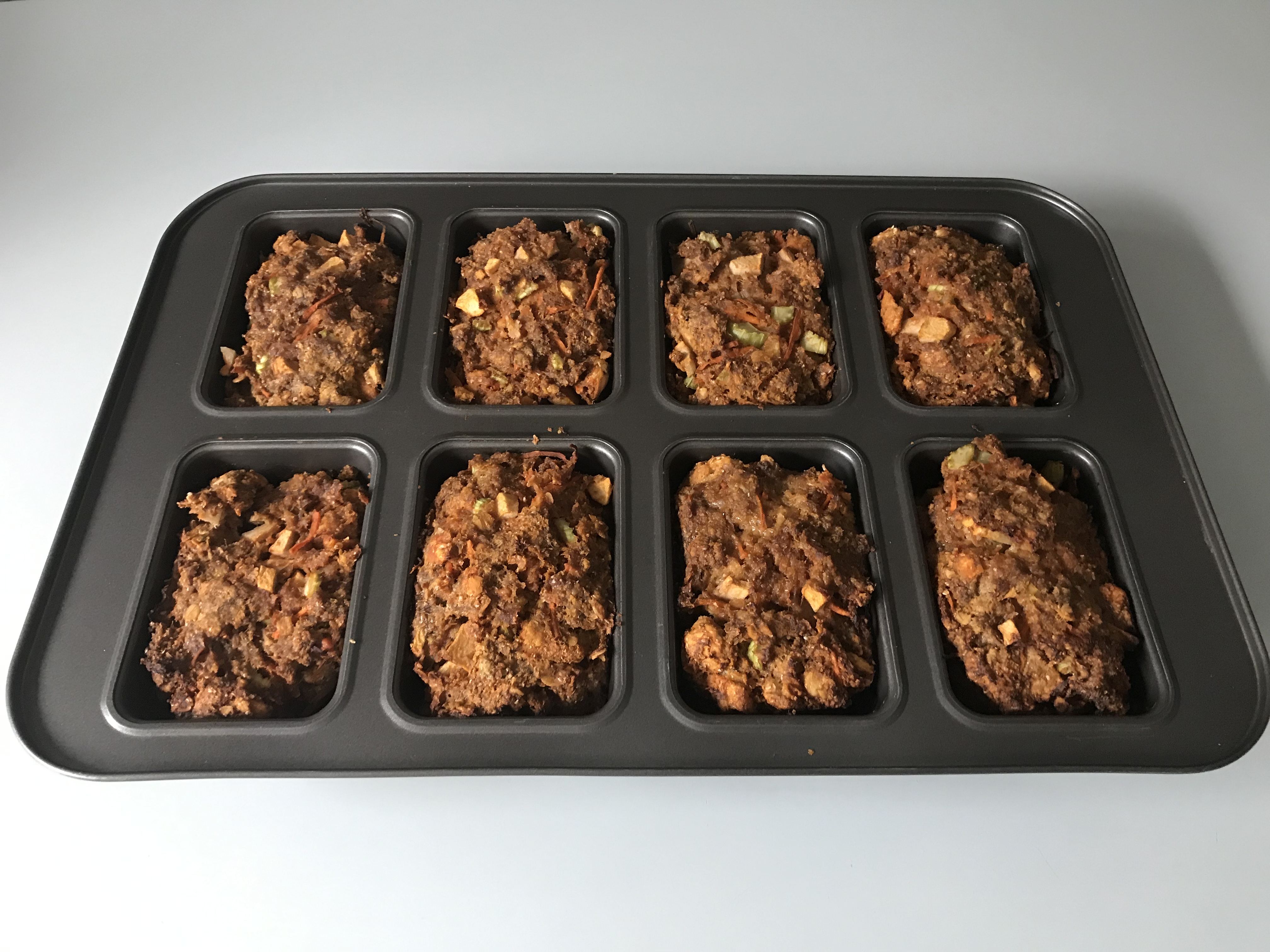 """Here's a simple and nutritious recipe to use as a substitute for canned dog food with ground beef, veggies, rolled oats, tomato paste, and wheat germ. """"My dog really loves this,"""" says Christina. """"I started cooking all his food, except for the kibble. I feel a lot better about what kind of care he is getting now."""""""