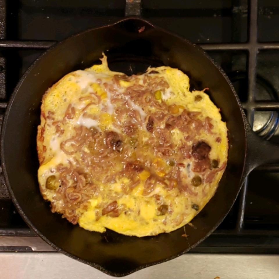 Pasta and Eggs for Breakfast Louis Nemec