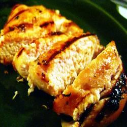 Grilled Caribbean Chicken Daisy