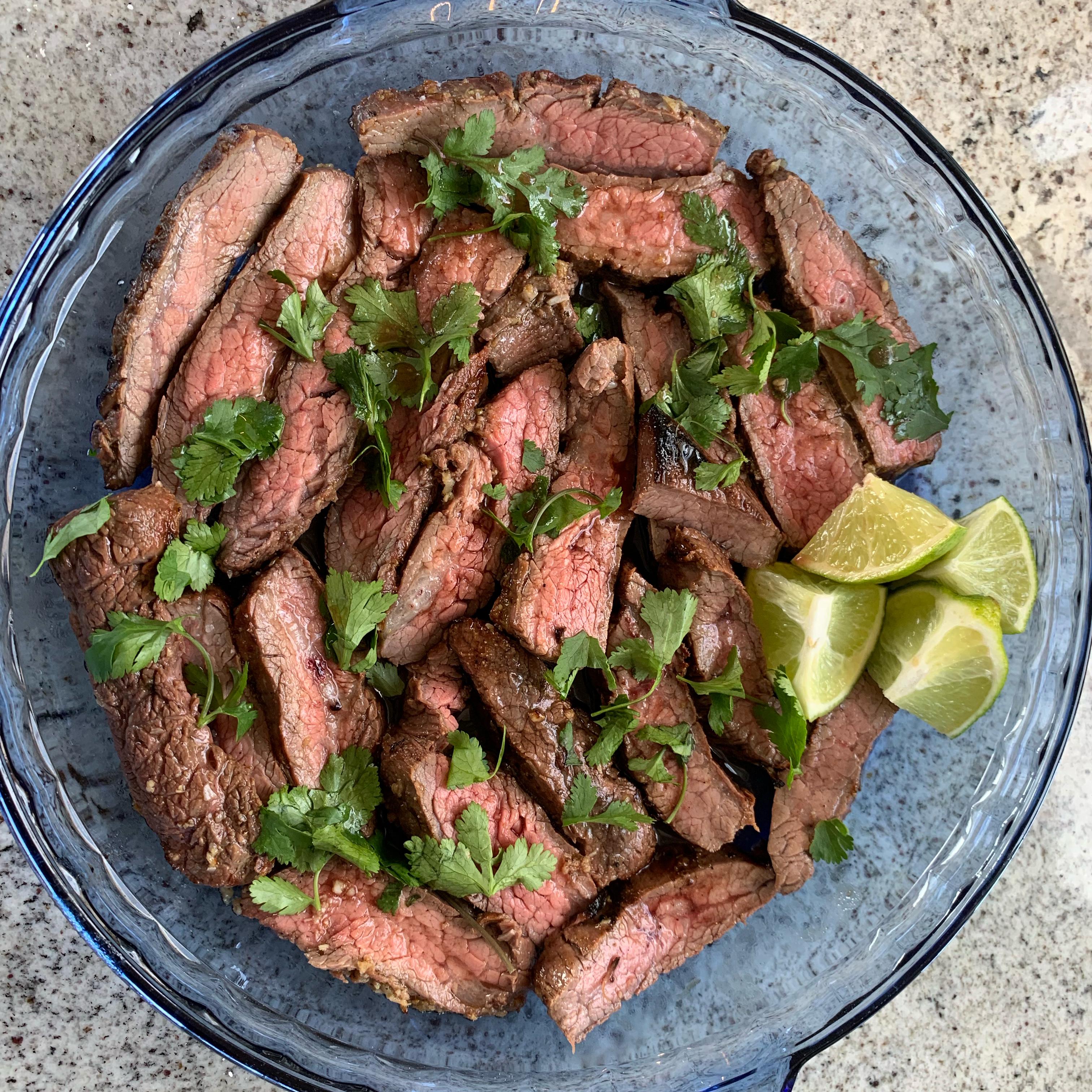 Chef John's Grilled Mojo Beef Jeff Keay