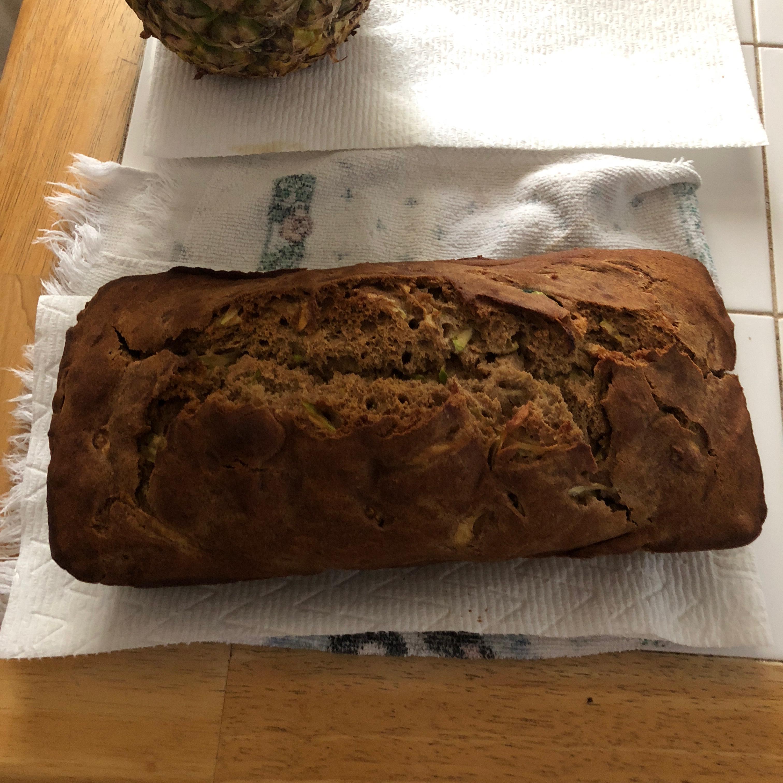 Zucchini Bread Gluten Free tess