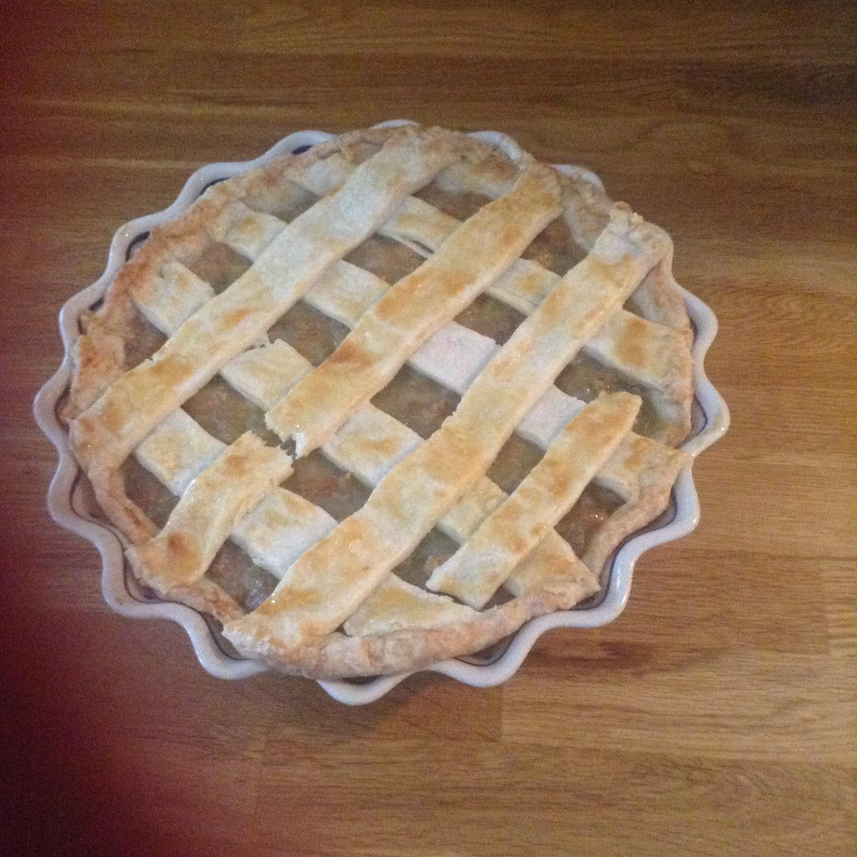 Raisin Pie III