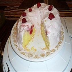 Angel Cake Surprise Kim Vona
