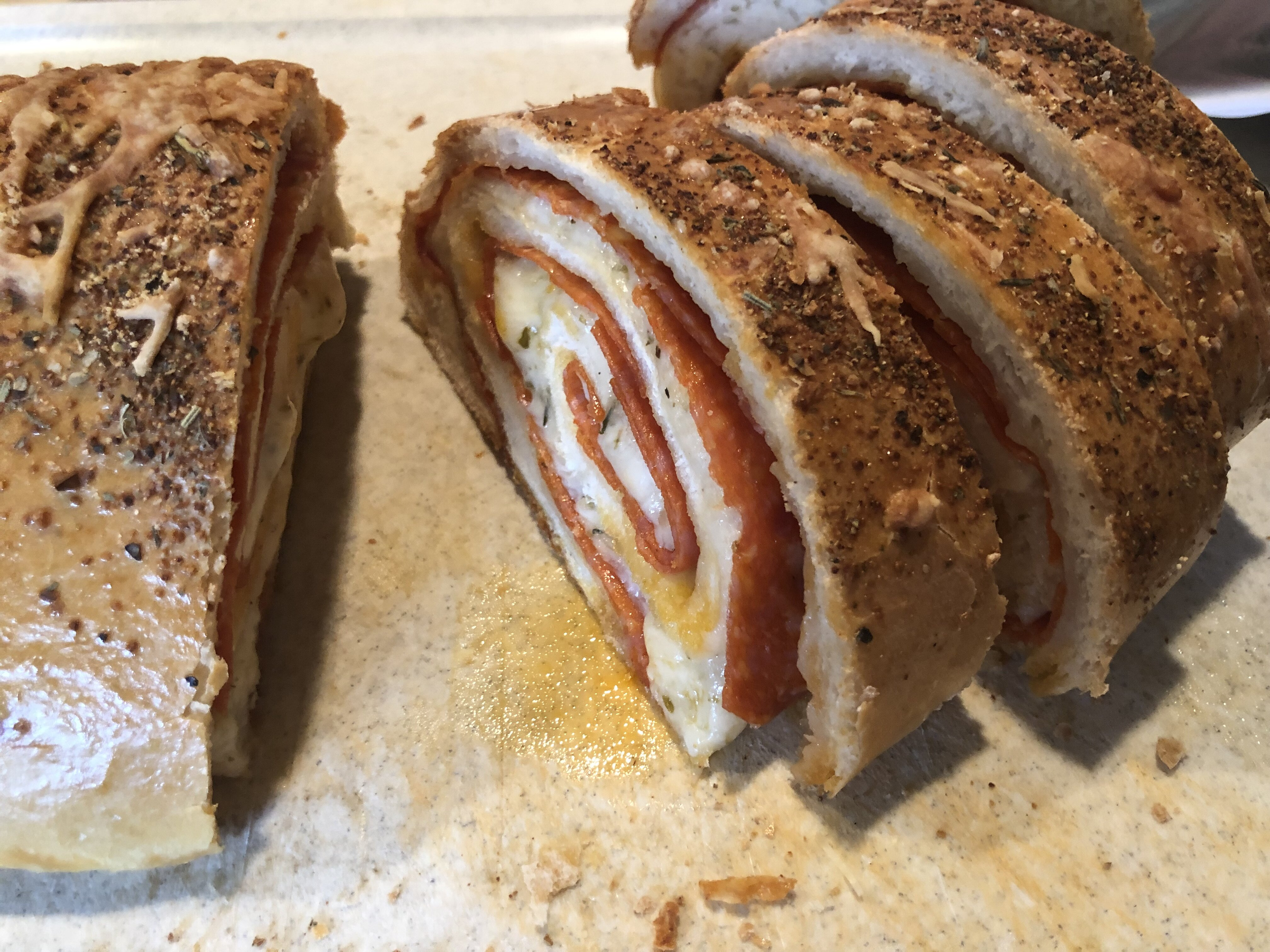 Pepperoni Bread Recipe Allrecipes