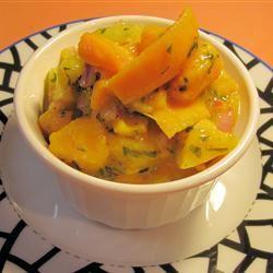 Simple Mango Salsa DavidW