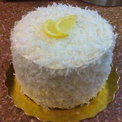 Lemon Cake M.J.