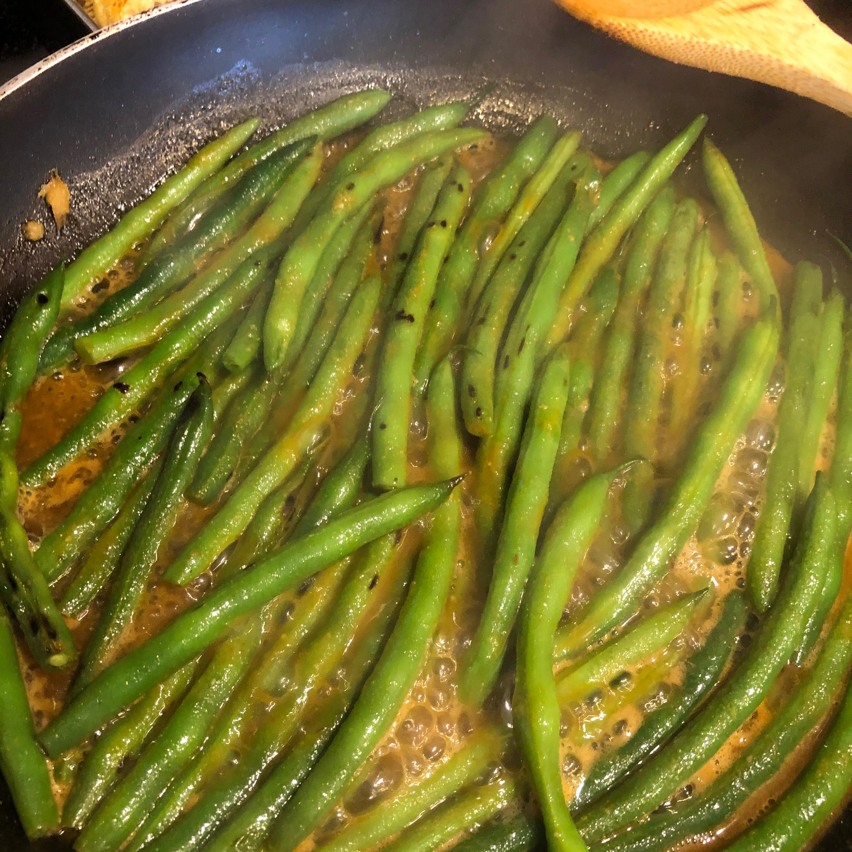 Spicy Szechuan Green Beans Suzanne King