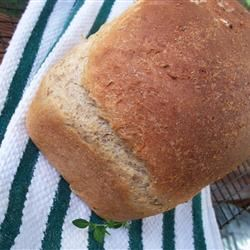 Buttermilk Rye Bread pomplemousse
