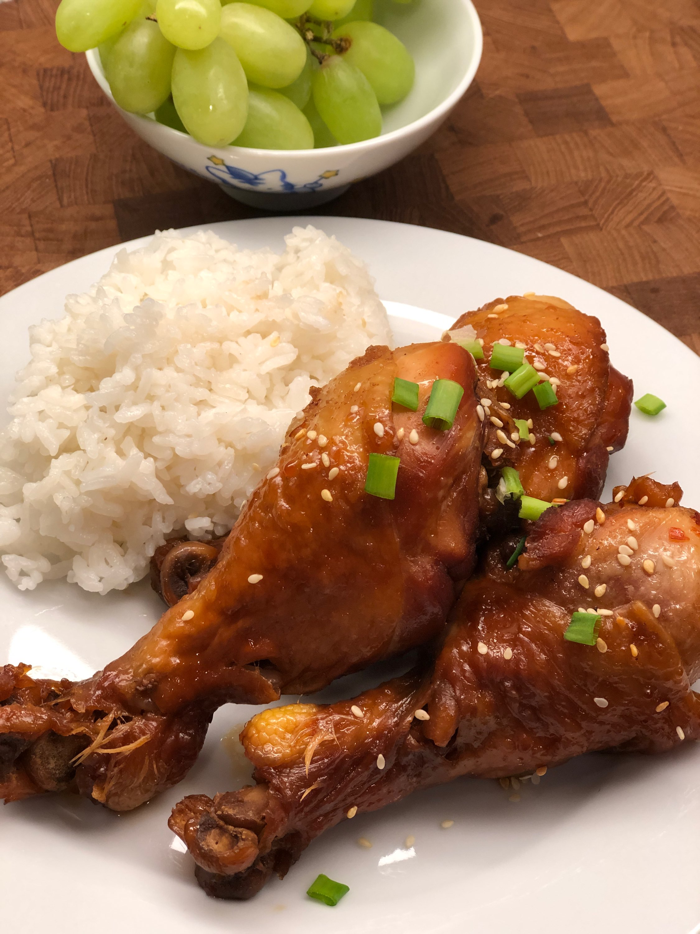 """""""Bring the islands home to your family with this very Hawaiian dish,"""" says Diana71. """"The flavor is authentic and super easy with the Instant Pot. Serve with rice because the sauce is fantastic over it!"""""""