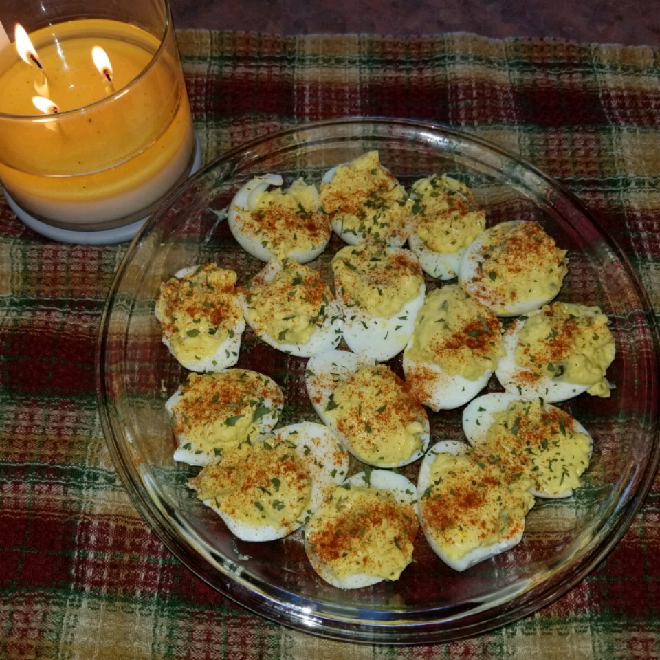 Special Deviled Eggs