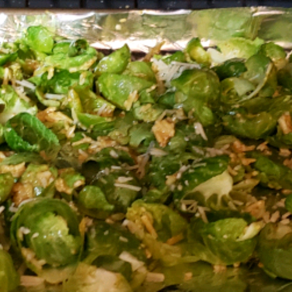 Spicy Brussels Sprout Chips Ronald Sevilla