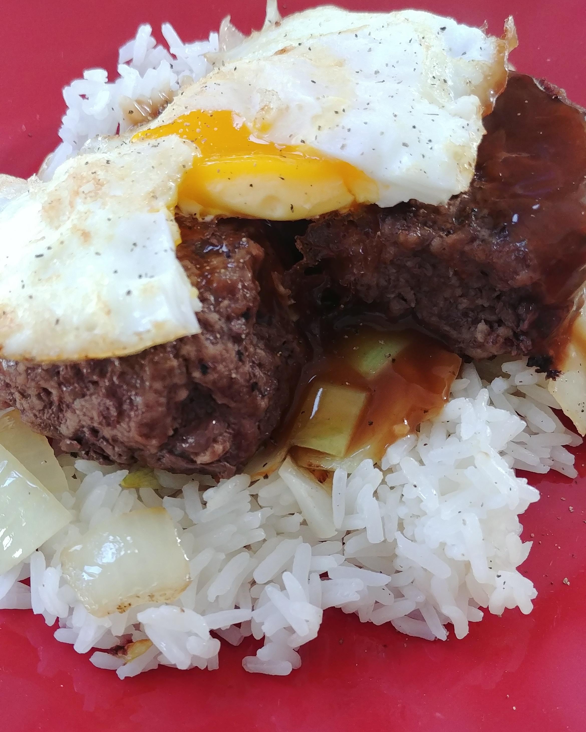 Mauigirl's Loco Moco Chef Mo