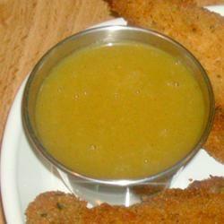 Honey Mustard Dipping Sauce Big Eyes