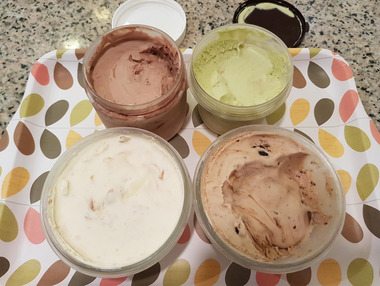Five Ingredient Ice Cream Nawie