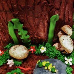 Meringue Mushrooms SugarDuJour
