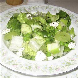 Green and Bleu Salad ChristineM