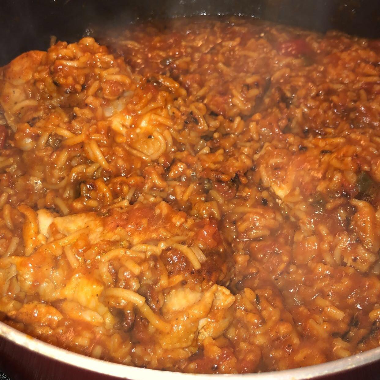 Creole Chicken Recipe Kellyann Wilder