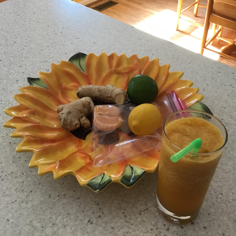 Turmeric Ginger C Boost Life Juice MJTurner