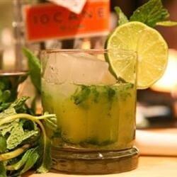 alcohol free mojitos recipe