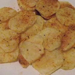 Microwave Potato Chips ~TxCin~ILove2Ck