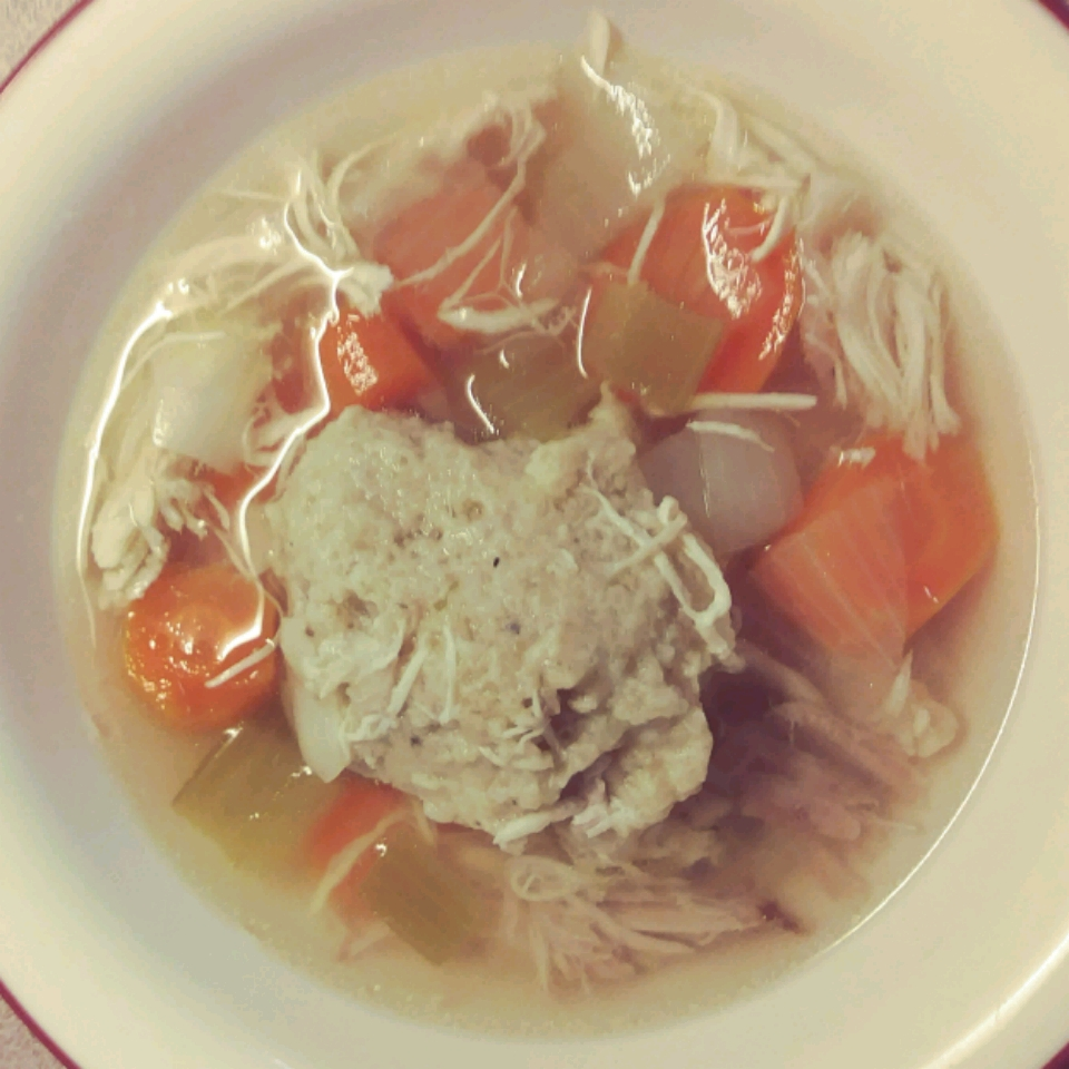 Jewish Chicken Soup