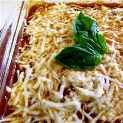 Easy Polenta with Tomato Sauce kchris