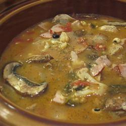 Ham and Bean Soup I jschneider