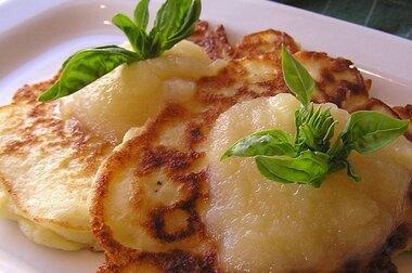 Ellen Szaller's Mashed Potato Pancakes Recipe | Allrecipes