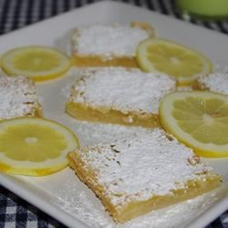 Lemon Squares I Holly21602