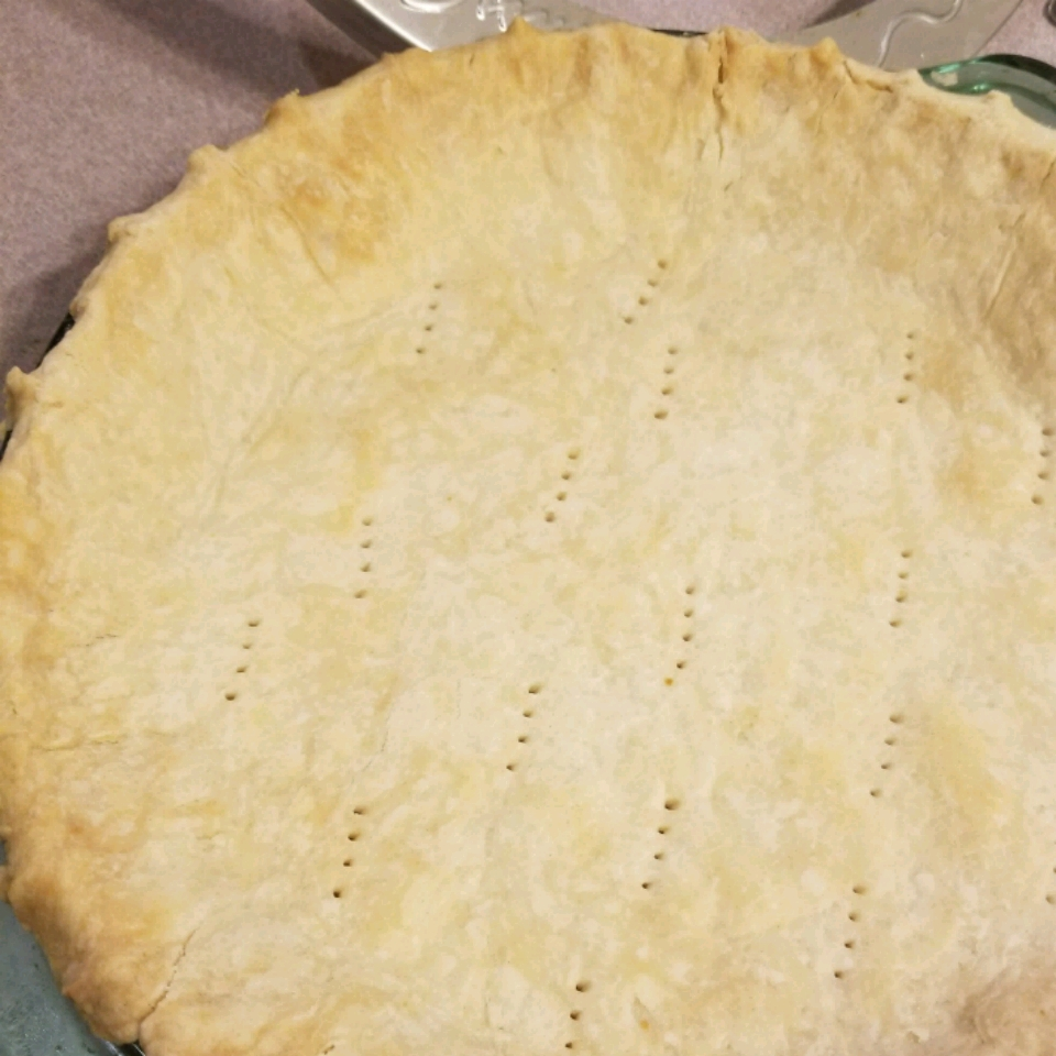 No Roll Pie Crust I