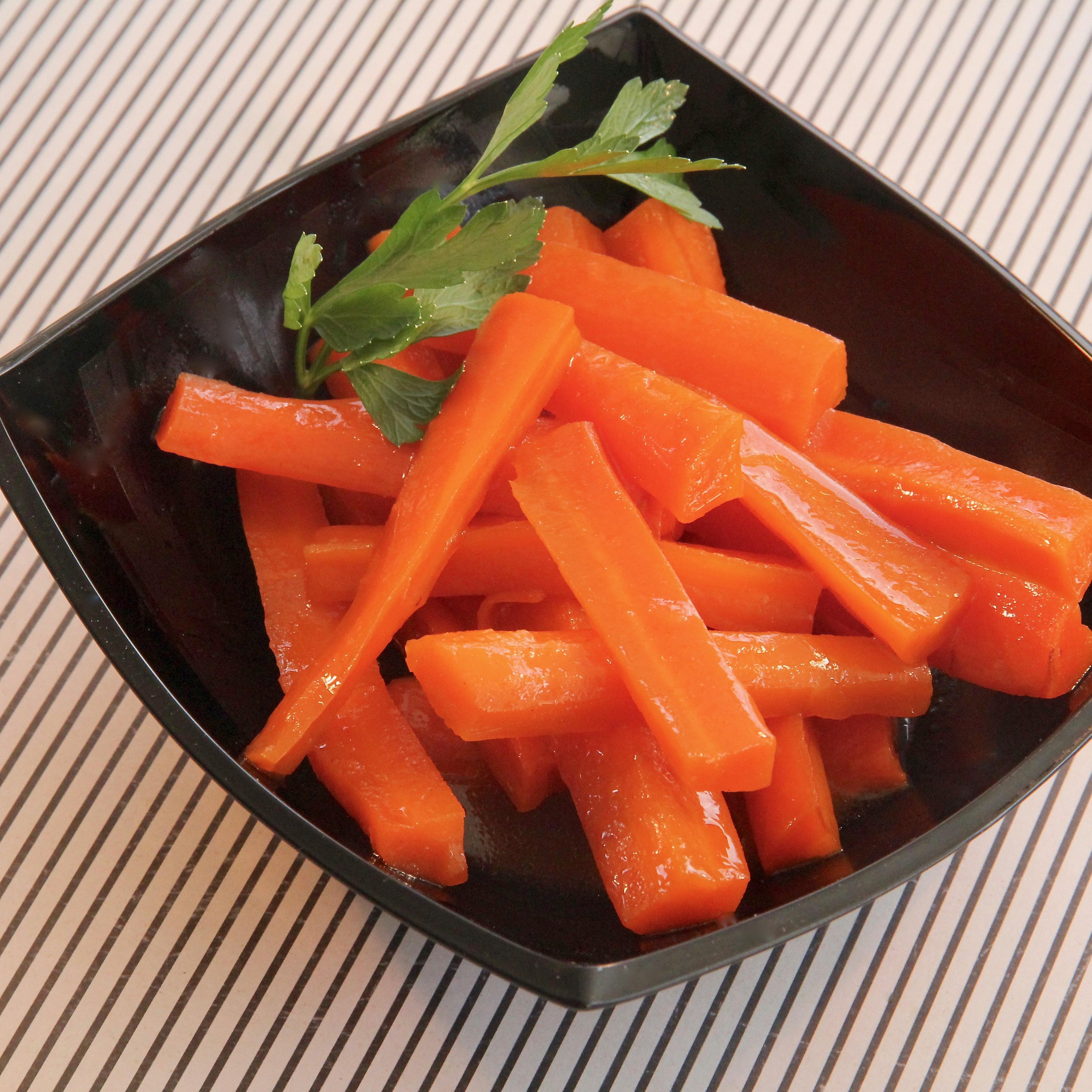 Instant Pot® Orange-Ginger Carrots Bren
