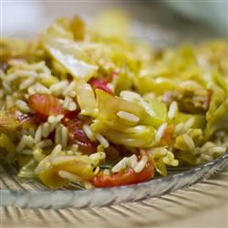 Cabbage and Rice fluffabelle