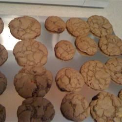 Light Chocolate Chip Cookies mayte.m