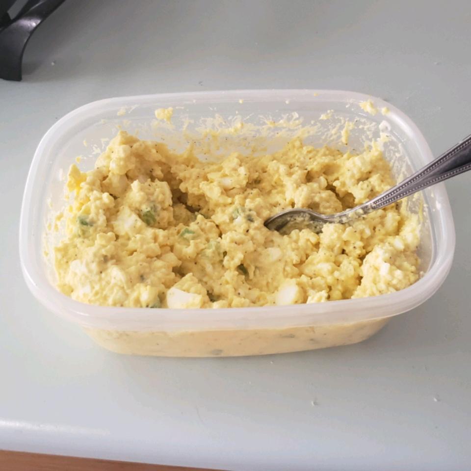Simply Egg Salad Matthew Largent