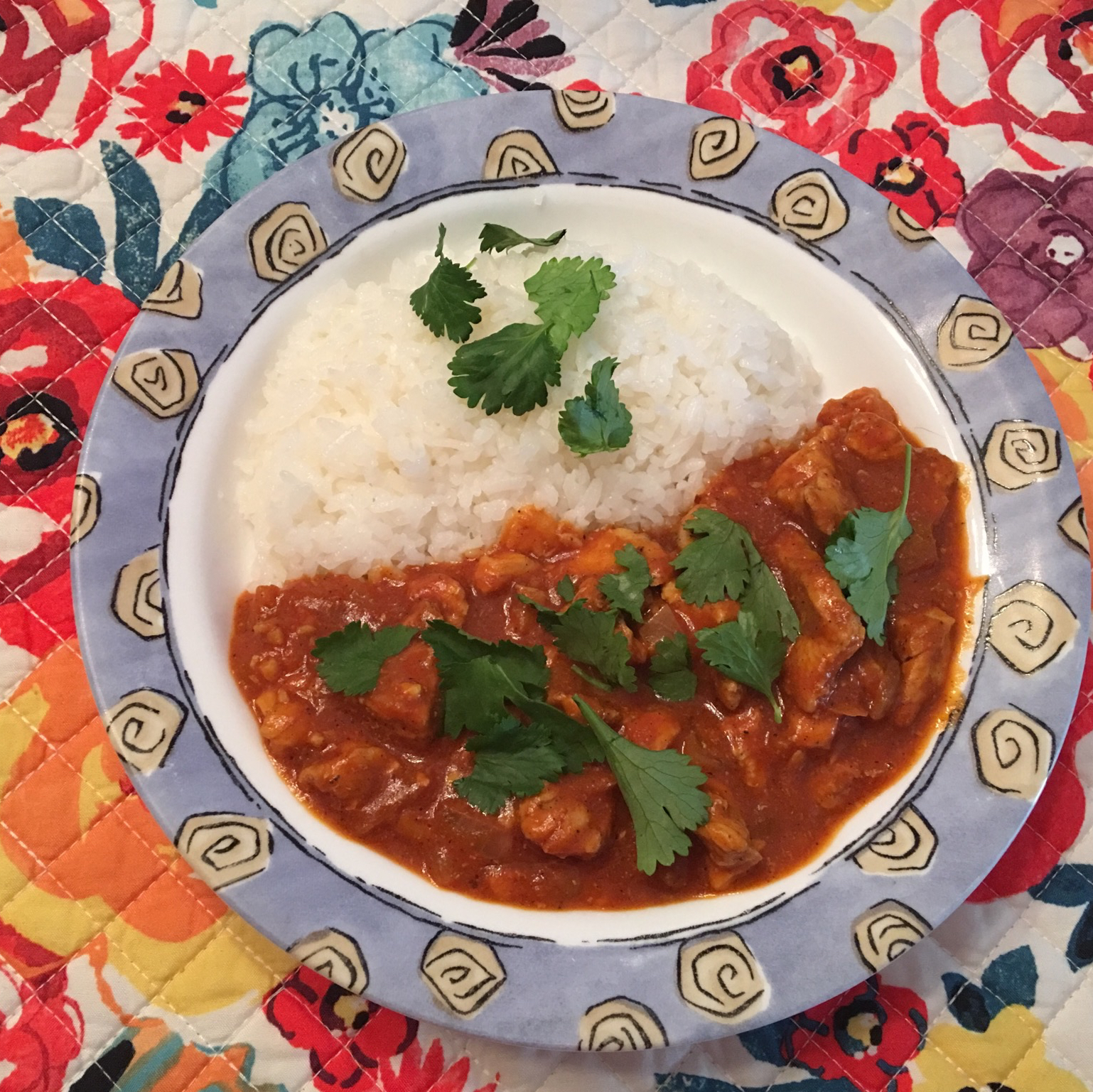 Indian Butter Chicken (Chicken Makhani) Yaniks