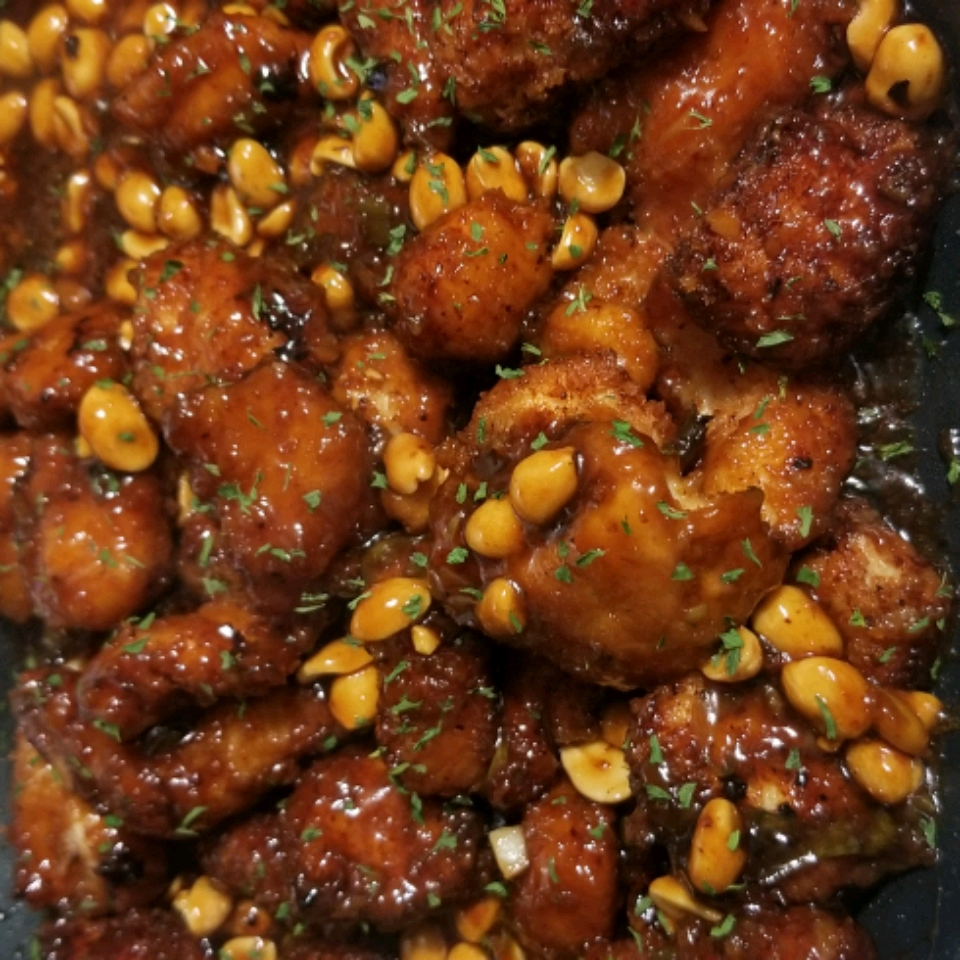 Crispy Kung Pao Chicken ayhbee