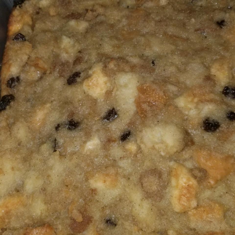 Basic Bread Pudding II Drea Martínez-Sharp
