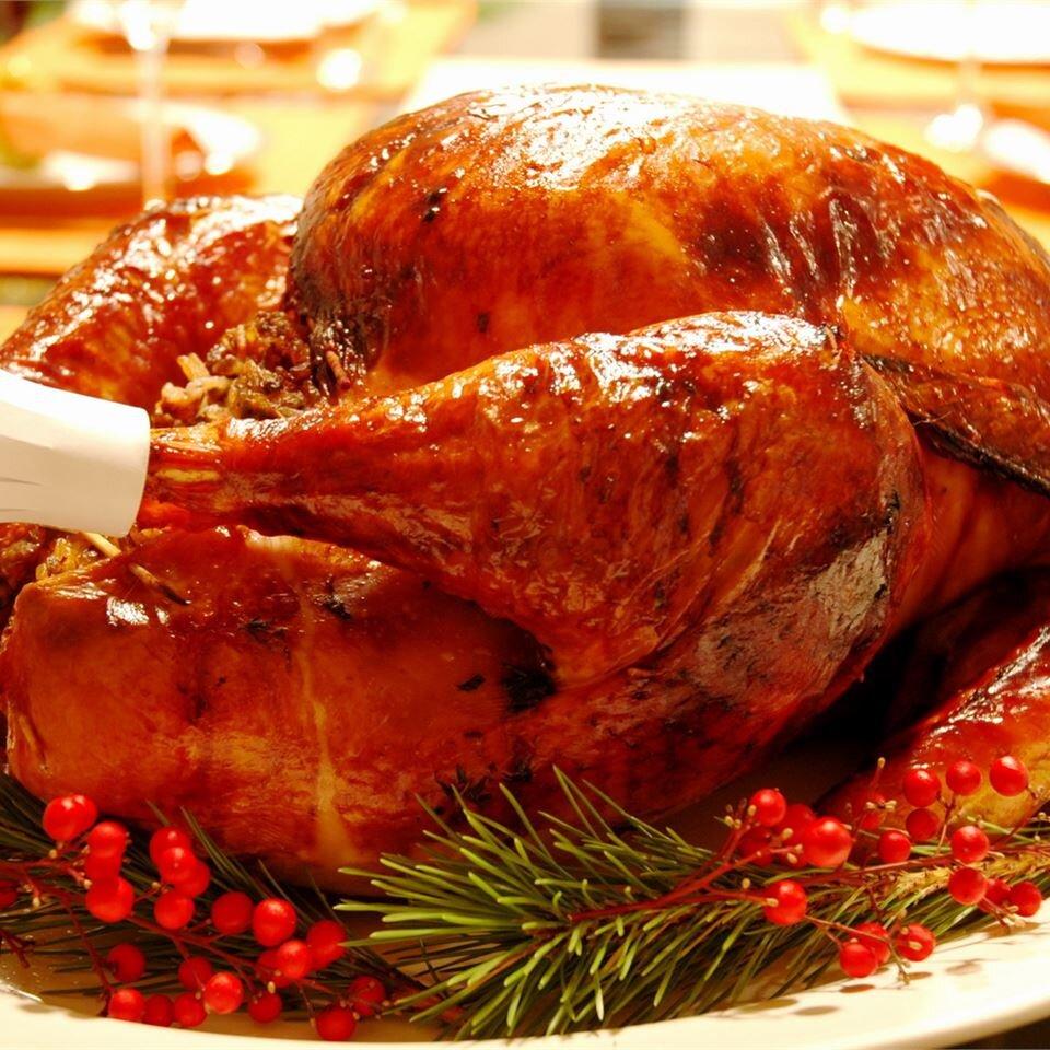 maple roast turkey and gravy recipe