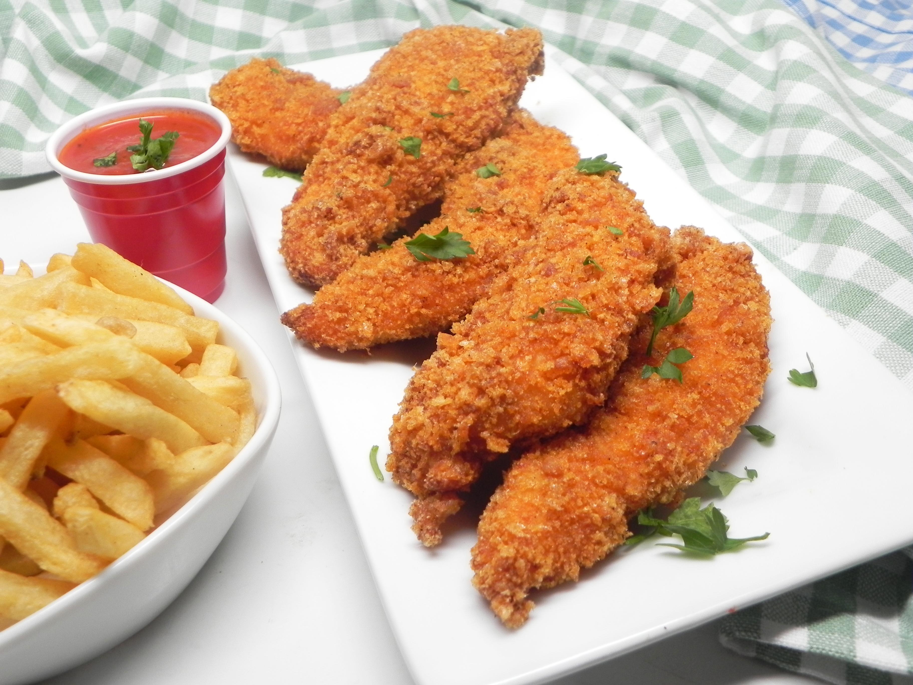 Air Fryer Bbq Cheddar Stuffed Chicken Breasts Recipe Allrecipes