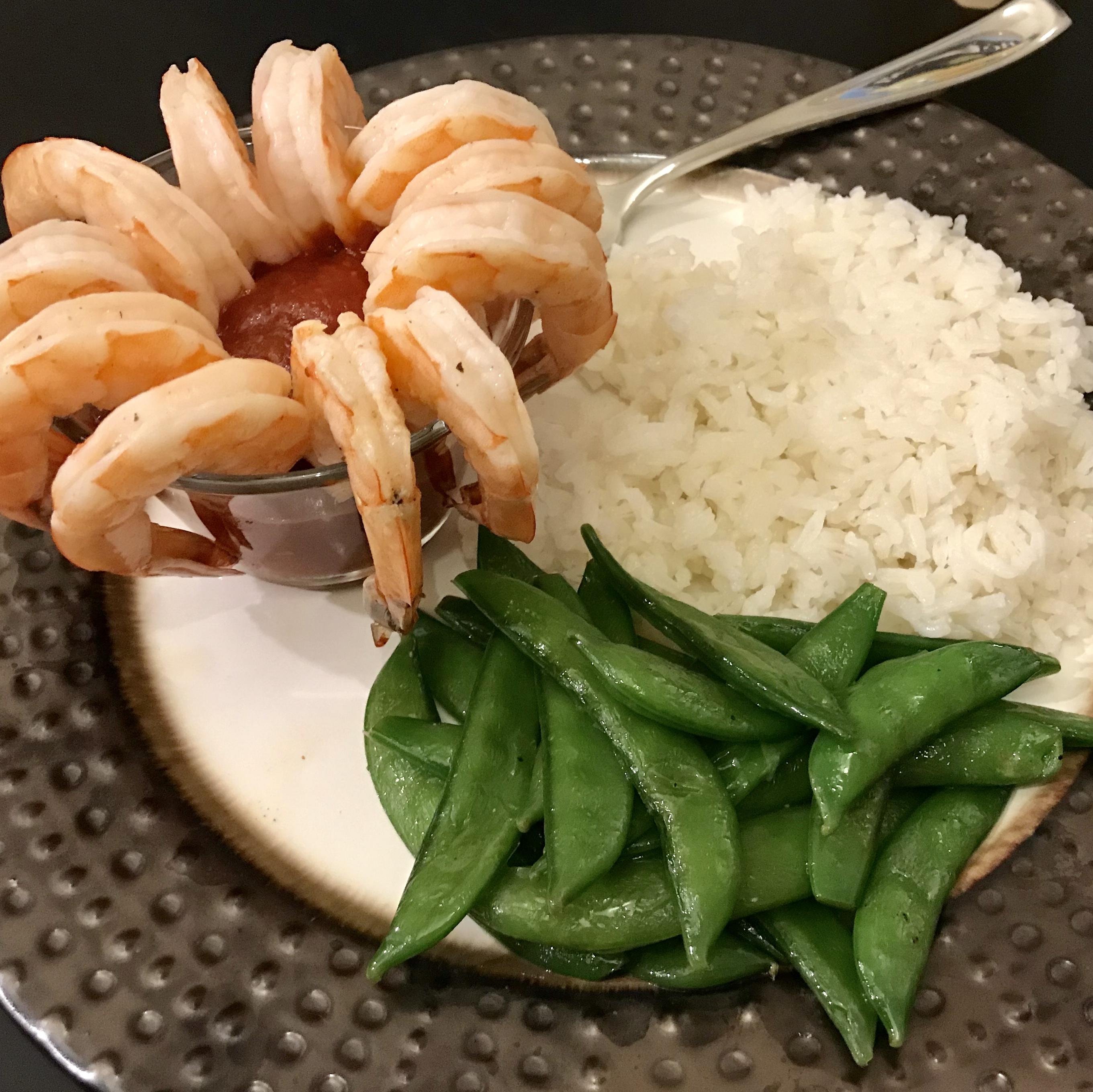 Chef John's Shrimp Cocktail Melissa Decoteaux