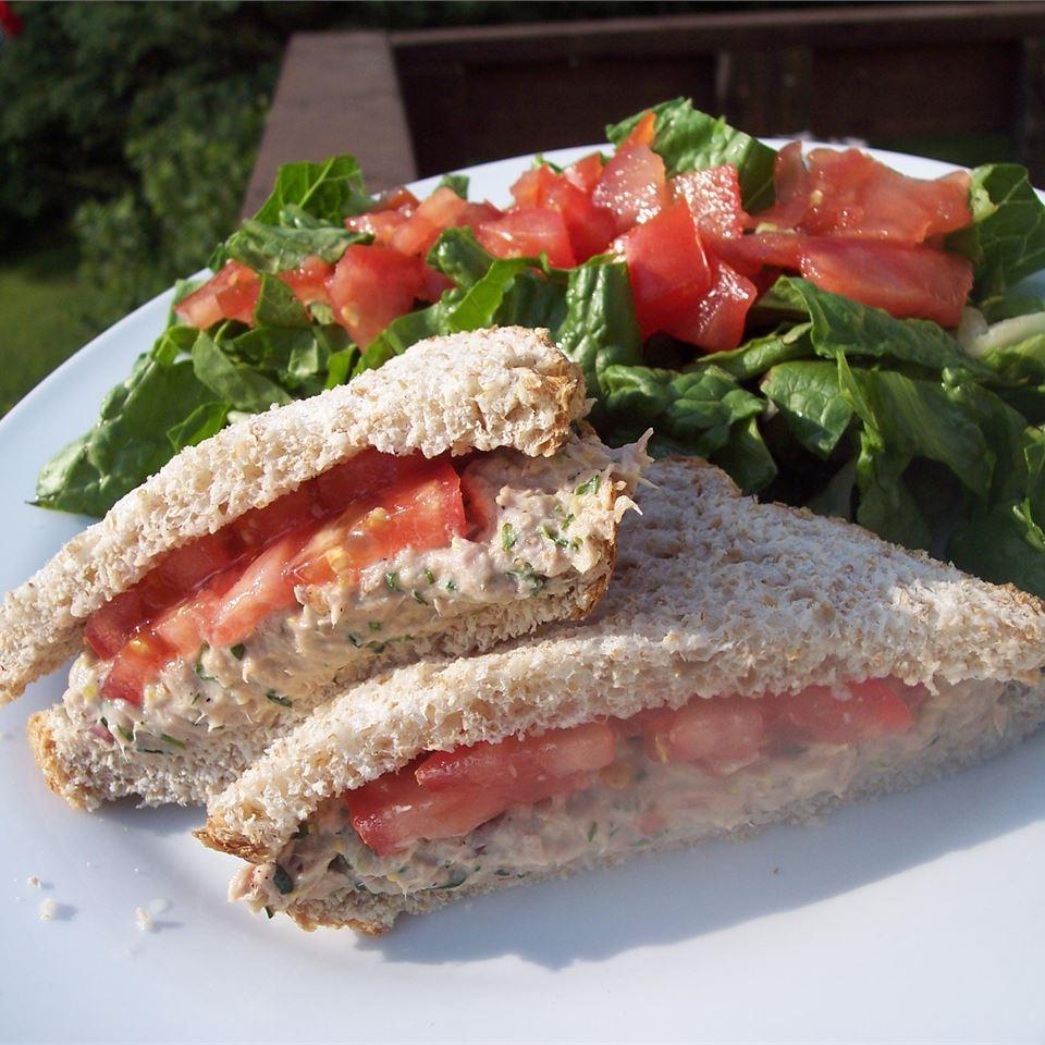 Tarragon Tuna Salad Sarah-May