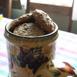 Old Fashion Oatmeal Cookies II D.B.