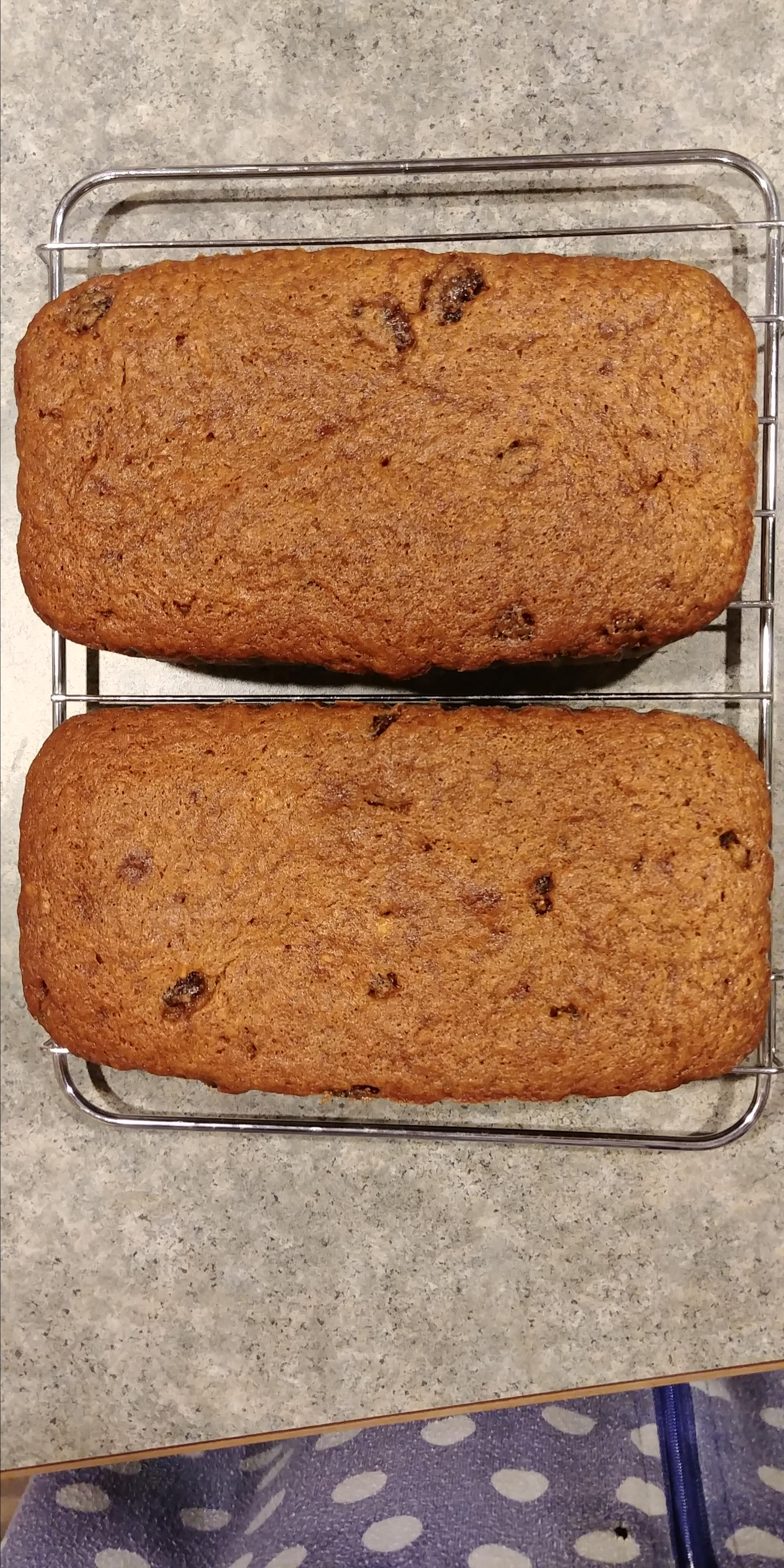 Spiced Banana Bread