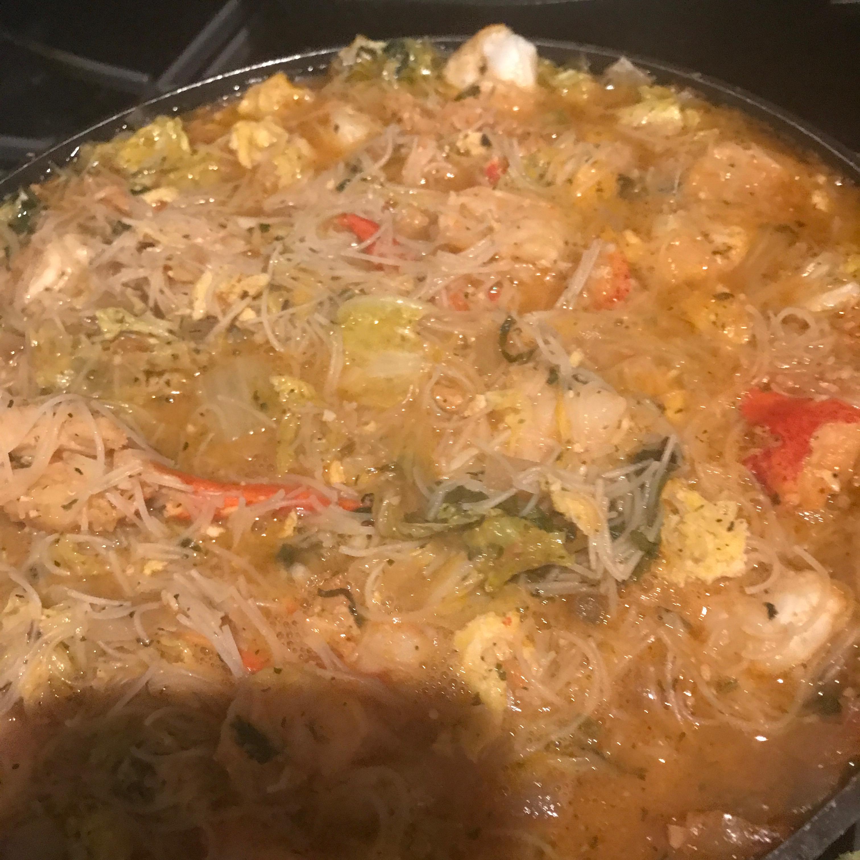 My Husband's Pad Thai Noodles geirge b