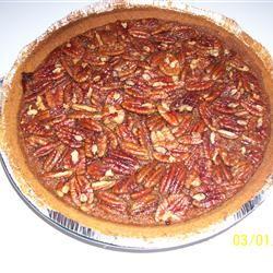Irresistible Pecan Pie Bianca